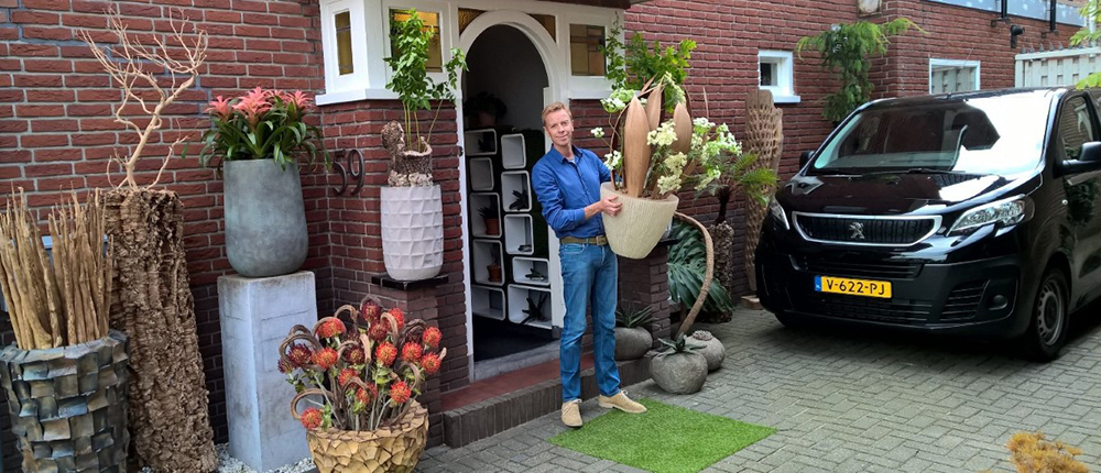 Alexander Meesterbloembinder Alphen aan den Rijn